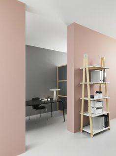 Charmant Wandfarbe Apricot   Der Frische Trend Bei Der Wandgestaltung In 40  Beispielen