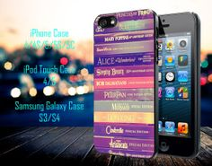 All of Books Disney and Friends Samsung Galaxy by GeniusInnovation, $13.79