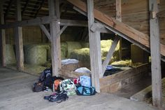 Sleep in straw Basel, Hotels, Sleep, Camping, Play, Vacation, Campsite, Vacations, Outdoor Camping