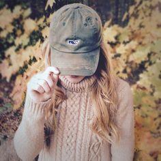 hat + sweater