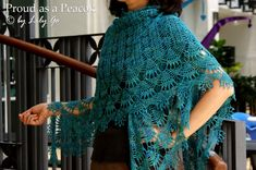 Hey, I found this really awesome Etsy listing at https://www.etsy.com/listing/163560269/proud-as-a-peacock-crocheted-shawl-in