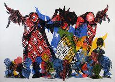 Option Nyahunzvi, 'Takanganwa Vadzimu,' 2015, KooVha Gallery
