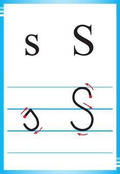 Alfabet polski, pisany dla dzieci do druku 32 Kids Learning, Activities For Kids, Alphabet, Preschool, Math Equations, Education, Truffles, Children, Improve Handwriting