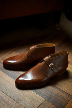 Saint Crispin's for The Armoury  Trunk Show Hong Kong April 1 & 2