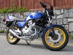 1979 Honda CBX - Pipeburn - Purveyors of Classic Motorcycles, Cafe Racers & Custom motorbikes