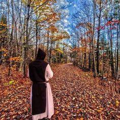 Benedictine Monks, Godly Man, Christianity, Medieval, Blessed, Faith, Life, Autumn, Spirituality