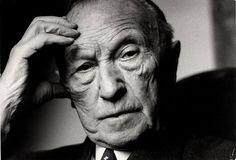 Konrad Adenauer- Chancellor of West Germany