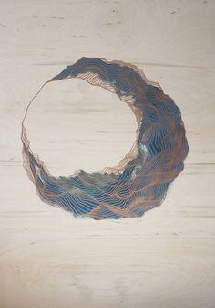 "Saatchi Art Artist Tracie Cheng; Painting, ""Joy Complete"" #art"