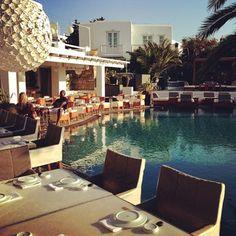 Belvedere Hotel Mykonos. Photo credits: @joellestagram Mykonos, Photo Credit, Affair, Places, Outdoor Decor, Pictures, Instagram, Photos, Paintings