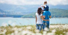 13 excelentes ideas para que un hombre muestre a sus hijos lo mucho que ama a su esposa