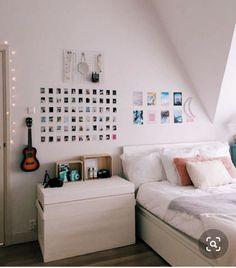 Room Ideas Bedroom, Room Decor Bedroom, Bedroom Inspo, Diy Bedroom, Bedroom Designs, Diy Teen Room Decor, Bedroom Ideas For Teens, Girls Bedroom, Dream Teen Bedrooms