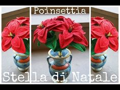 How To Crochet Amazing Poinsettia Flower – Page 2 – CRAFT-ADDICTS