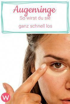You want to get rid of your dark circles? Nothing easier than that. With these tricks, it works very fast! beauty dark circles Augenringe wegbekommen: So wirst du die Schatten los Beauty Secrets, Beauty Hacks, Beauty Ideas, Beauty Products, Beauty Guide, Diy Beauté, Lip Gloss Colors, Long Hair Tips, Glossy Hair