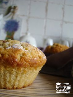 Kolizje smaków: Muffinki z dżemem