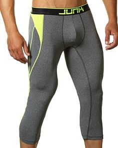 Junk Underjeans Men's Base Calf Length Trunk Underwear