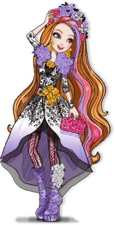ever after high characters art - Google Search