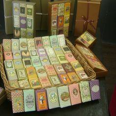 Os exclusivos e autênticos sabonetes das colecções Clássico e Fantasia da exclusiva Claus Porto - Ach Brito