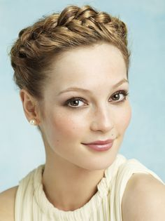 """This week it's all about """"Ballerina Braid""""! If you want to be invited to share your favourite ballerina braid looks on our separate board """"Hair Style"""", follow us and comment this pin with """"Ballerina Braid"""". P.S. You would love to create this look? #nivea #hair #style #braid #ballerinabraid"""