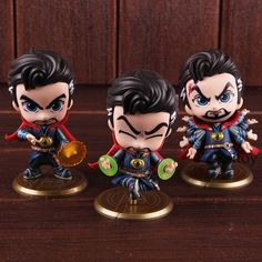 Strange Model Toy Gift For Children Toys & Hobbies Hearty 10cm Infinity War Doctor Strange Figure Toy Dr