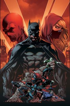 Detective Comics #947 - Jason Fabok