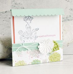 Patterned Paper : Mix 'n Up! Monday #19, #Cantwaittoseeyou