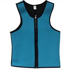 ddec92be99 Neoprene corset vest for men waist train cinchers Slimming Shaper Waist  Trainer Train Corsets hot body shapers