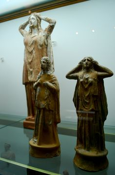 Archaeological Museum of Chania Photo credits: Sarah Murray Our Town, Crete, Beautiful Islands, Museums, Photo Credit, Old Things, Statue, History, Historia