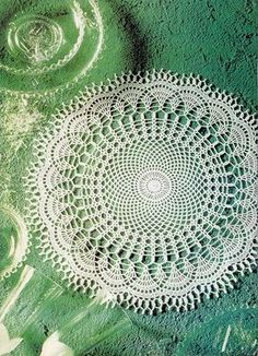 Materiales gráficos Gaby: Carpetas en crochet