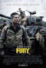 Muy buena película para quienes disfrutamos aún de los trailers sobre WW2 MiraDeTodo - Fury (2014) VER COMPLETA ONLINE 720p HD