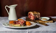 Boiled Ham and Parsley Sauce & 5 Other Recipes from Fergus Henderson's 'Complete Nose To Tail'