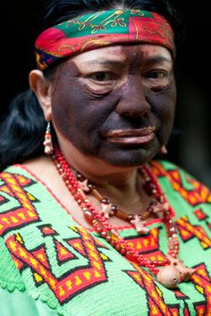 venezuelan indian corporal paintings - Google Search