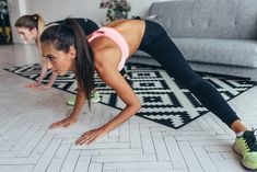 Two fit girls doing home workout performing lateral lunges at home. by undrey on Two fit girls doing home workout performing lateral lunges at home. by undrey on Fitness Goals, Yoga Fitness, Fitness Tips, Health Fitness, Free Fitness, Health Diet, Knock Knees, New Year Goals