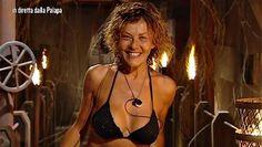 """Eva Grimaldi confessa: """"sull'isola ho ricevuto delle avances"""""""