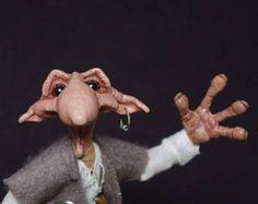 Muñeca de arte fantástico OOAK, Killmoulis, Brownie