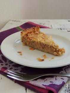 Blitzschnellste Mandel-Tarte ~ Christina's Catchy Cakes