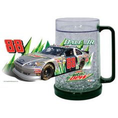 Product ID: H5365-DJ  #88 Dale Earnhardt Jr Color Freezer Mug $11.00 16 Oz. High Definition Freezer Mug with Full Color Wrap Design. Put this mug in your freezer, and shortly you'll have a great way to keep your favorite drink frosty (without diluting it with ice) and show your support for #88 Dale Earnhardt Jr #NASCAR #Hendrickfans #henderickmotorsports  #88daleearnhardtjr Visit us @ www.nascarshopping.net for more Dale Jr Merchandise