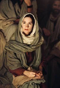 "Mary Magdalene from ""The Gospel of John"" amazing movie!"