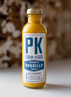 Peruvian Kitchen - aromatic amarillo chilli sauce and marinade