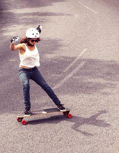 Jenna Russo - Longboards Girls Crew #telemarketing