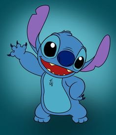How To Draw Stitch From Lilo And