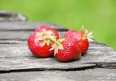 Strawberry by Creating_Is_Happiness on Creative Market