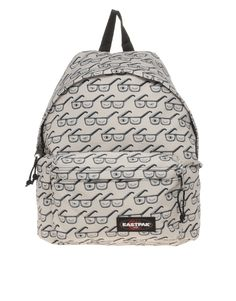 Image 1 ofEastpak Backpack with Glasses Print
