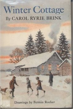 Friday Reads: Winter Cottage by Carol Ryrie Brink / with a review