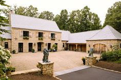 French Country - traditional - exterior - other metro - Jonathan Miller Architects