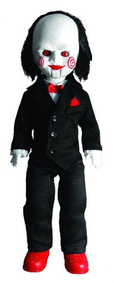 living dead dolls   Mezco Toyz: Living Dead Dolls 10″ Saw Figure   YouBentMyWookie