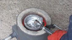 Metalcasting at Home Part 36, Degassing plunger