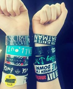 Arm goals. Get rid of the 5sos band and it would be my arms....