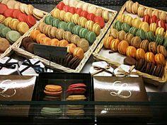Macaroons at Laurent Bakery - Yum!