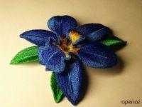 Gallery.ru / Фото #94 - объемная вышивка образцы из нета - semynova