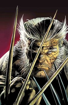 Old Man Logan Cover by Mike Deodato Jr. Comic Book Covers, Comic Books Art, Comic Art, Old Man Logan, Hq Marvel, Marvel Comics Art, Marvel Memes, Mike Deodato Jr, Marvel Universe